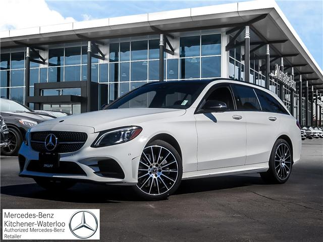 2019 Mercedes-Benz C300 4MATIC Wagon (Stk: 39124) in Kitchener - Image 1 of 18