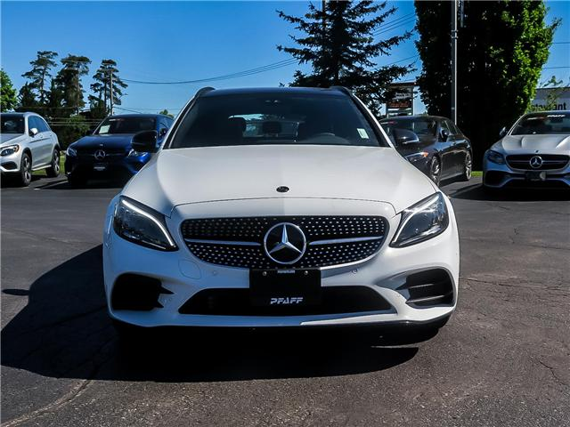 2019 Mercedes-Benz C300 4MATIC Wagon (Stk: 39124) in Kitchener - Image 2 of 18