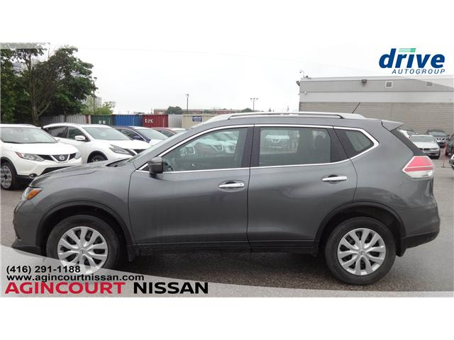 2015 Nissan Rogue S (Stk: KC722009A) in Scarborough - Image 2 of 17