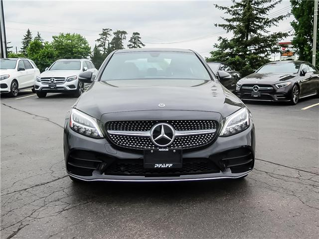 2019 Mercedes-Benz C-Class Base (Stk: 39131) in Kitchener - Image 2 of 17