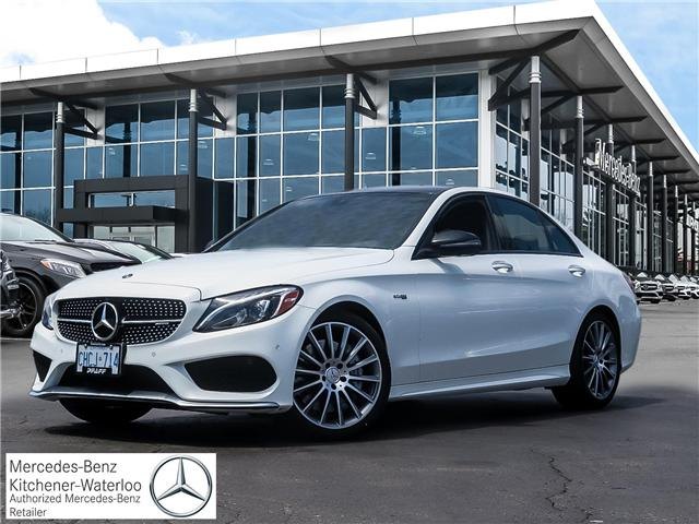 2018 Mercedes-Benz AMG C 43 Base (Stk: 38161D) in Kitchener - Image 1 of 17