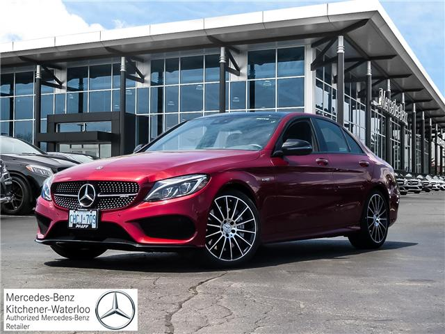 2018 Mercedes-Benz AMG C 43 Base (Stk: 38232D) in Kitchener - Image 1 of 18