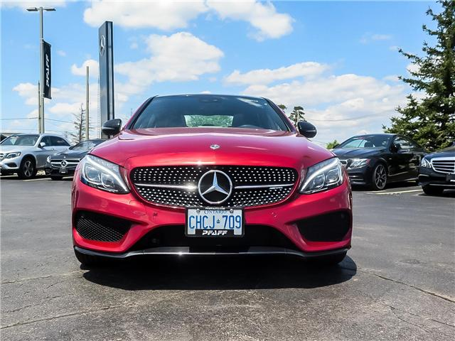 2018 Mercedes-Benz AMG C 43 Base (Stk: 38232D) in Kitchener - Image 2 of 18