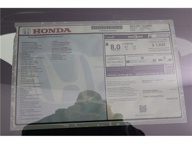 2019 Honda CR-V Touring (Stk: 219487) in Huntsville - Image 10 of 34