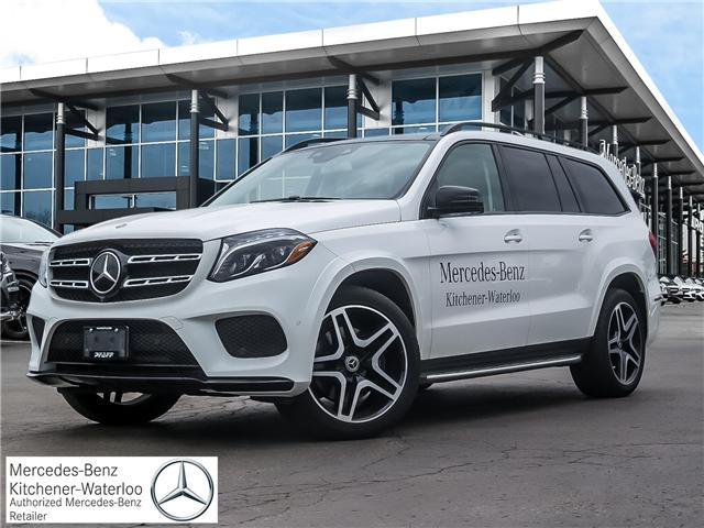 2018 Mercedes-Benz GLS 450 Base (Stk: 38510D) in Kitchener - Image 1 of 20