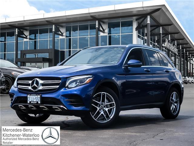 2019 Mercedes-Benz GLC 300 Base (Stk: 38535D) in Kitchener - Image 1 of 18