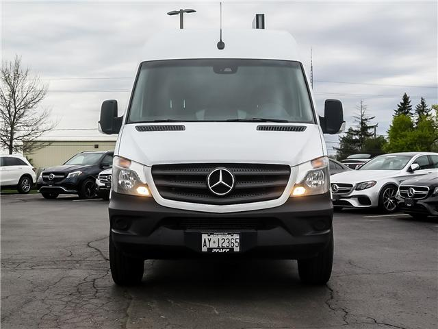 2018 Mercedes-Benz Sprinter 2500 Standard Roof V6 (Stk: 38593D) in Kitchener - Image 2 of 16