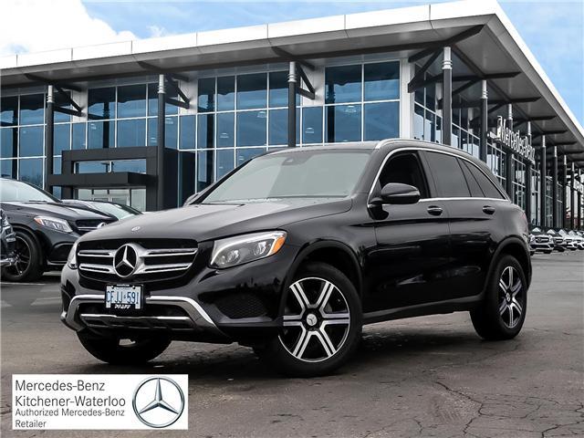2019 Mercedes-Benz GLC 300 Base (Stk: 38606D) in Kitchener - Image 1 of 18