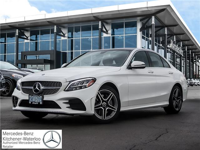 2019 Mercedes-Benz C-Class Base (Stk: 38709D) in Kitchener - Image 1 of 17