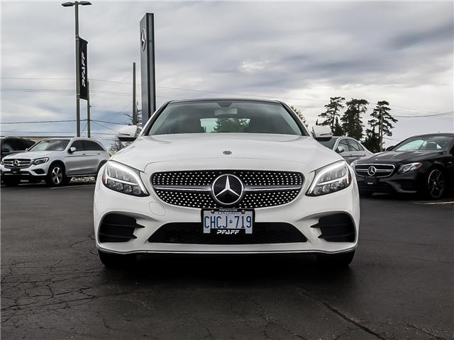 2019 Mercedes-Benz C-Class Base (Stk: 38709D) in Kitchener - Image 2 of 17