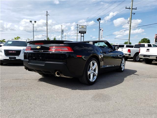 2015 Chevrolet Camaro LT (Stk: 0151012A) in Newmarket - Image 5 of 23