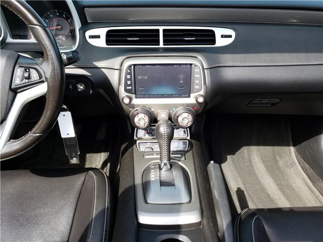 2015 Chevrolet Camaro LT (Stk: 0151012A) in Newmarket - Image 13 of 23
