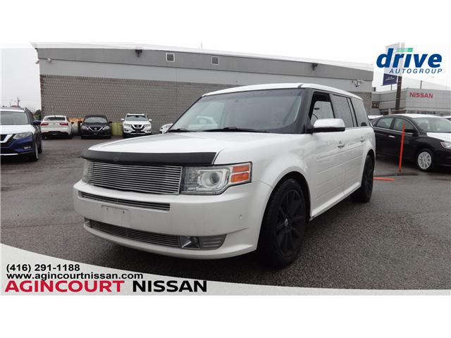 2010 Ford Flex Limited (Stk: U12539A) in Scarborough - Image 1 of 23