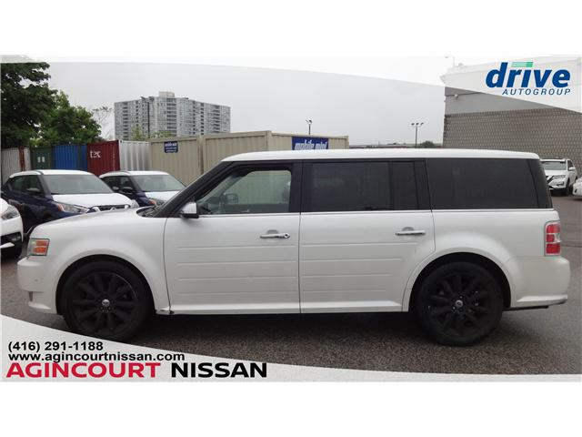 2010 Ford Flex Limited (Stk: U12539A) in Scarborough - Image 2 of 23