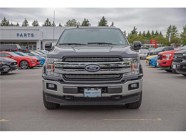 2018 Ford F-150 Lariat (Stk: 9F13965A) in Vancouver - Image 2 of 26