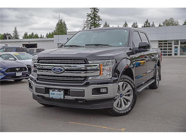2018 Ford F-150 Lariat (Stk: 9F13965A) in Vancouver - Image 3 of 26