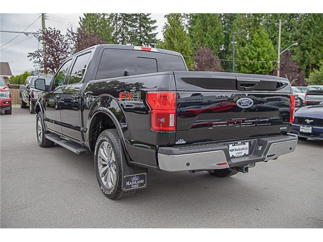 2018 Ford F-150 Lariat (Stk: 9F13965A) in Vancouver - Image 5 of 26