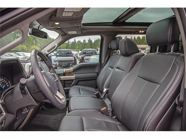 2018 Ford F-150 Lariat (Stk: 9F13965A) in Vancouver - Image 12 of 26