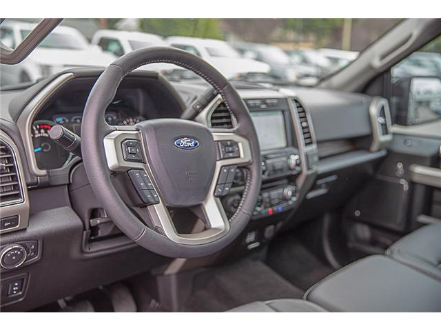 2018 Ford F-150 Lariat (Stk: 9F13965A) in Vancouver - Image 13 of 26
