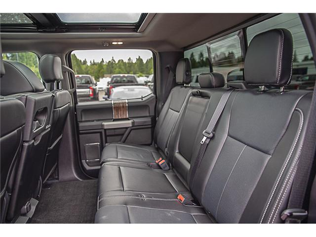 2018 Ford F-150 Lariat (Stk: 9F13965A) in Vancouver - Image 15 of 26