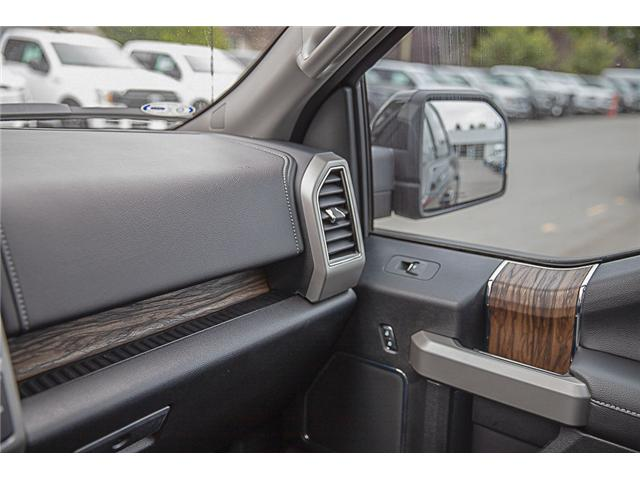 2018 Ford F-150 Lariat (Stk: 9F13965A) in Vancouver - Image 25 of 26