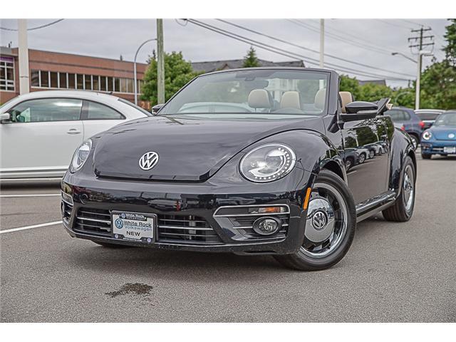 2018 Volkswagen Beetle 2.0 TSI Coast (Stk: JB517123) in Vancouver - Image 3 of 26