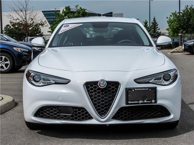 2017 Alfa Romeo Giulia Base (Stk: ALFA284) in Vaughan - Image 2 of 23
