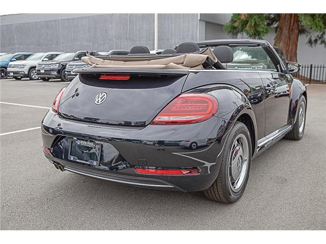 2018 Volkswagen Beetle 2.0 TSI Coast (Stk: JB517123) in Vancouver - Image 7 of 26