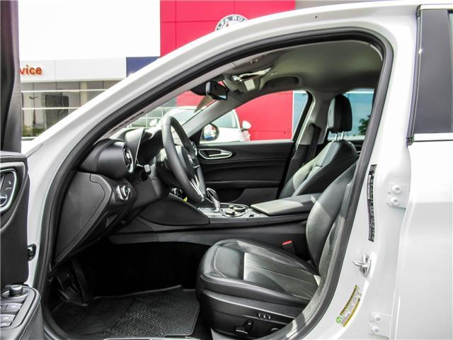 2017 Alfa Romeo Giulia Base (Stk: ALFA284) in Vaughan - Image 10 of 23