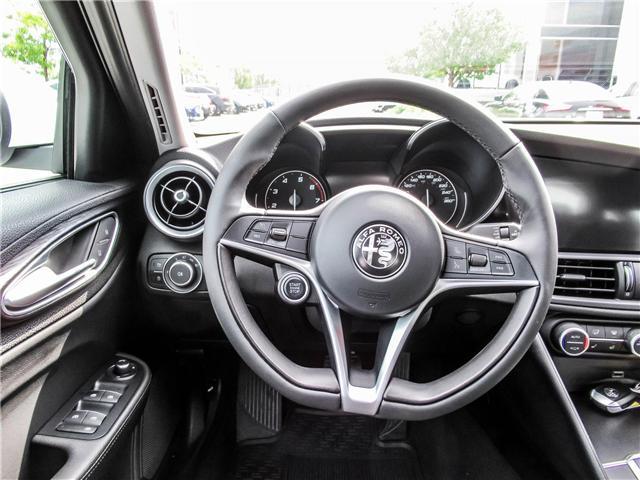 2017 Alfa Romeo Giulia Base (Stk: ALFA284) in Vaughan - Image 13 of 23