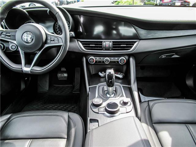 2017 Alfa Romeo Giulia Base (Stk: ALFA284) in Vaughan - Image 14 of 23