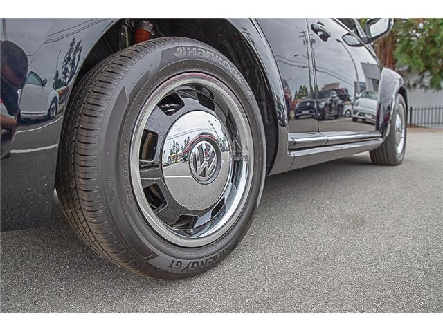 2018 Volkswagen Beetle 2.0 TSI Coast (Stk: JB517123) in Vancouver - Image 9 of 26