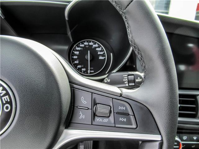 2017 Alfa Romeo Giulia Base (Stk: ALFA284) in Vaughan - Image 22 of 23