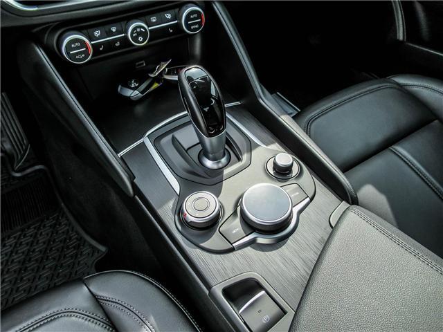 2017 Alfa Romeo Giulia Base (Stk: ALFA284) in Vaughan - Image 23 of 23