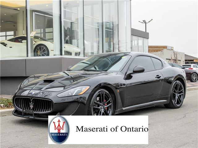 2015 Maserati GranTurismo MC (Stk: U4234) in Vaughan - Image 1 of 23