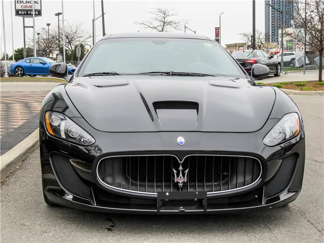 2015 Maserati GranTurismo MC (Stk: U4234) in Vaughan - Image 2 of 23