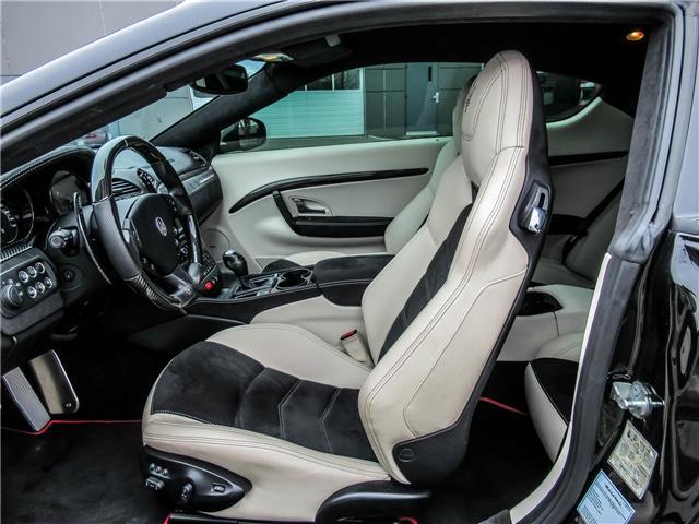2015 Maserati GranTurismo MC (Stk: U4234) in Vaughan - Image 11 of 23