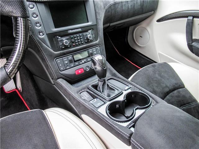 2015 Maserati GranTurismo MC (Stk: U4234) in Vaughan - Image 15 of 23