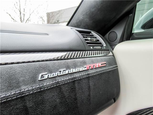2015 Maserati GranTurismo MC (Stk: U4234) in Vaughan - Image 19 of 23