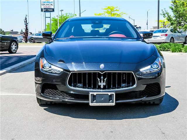 2017 Maserati Ghibli S Q4 (Stk: 1494MASERV) in Vaughan - Image 2 of 29