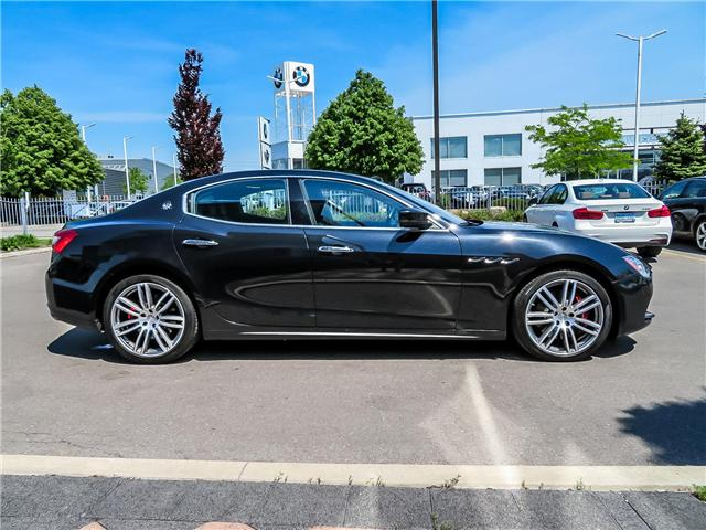2017 Maserati Ghibli S Q4 (Stk: 1494MASERV) in Vaughan - Image 4 of 29