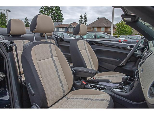 2018 Volkswagen Beetle 2.0 TSI Coast (Stk: JB517123) in Vancouver - Image 17 of 26