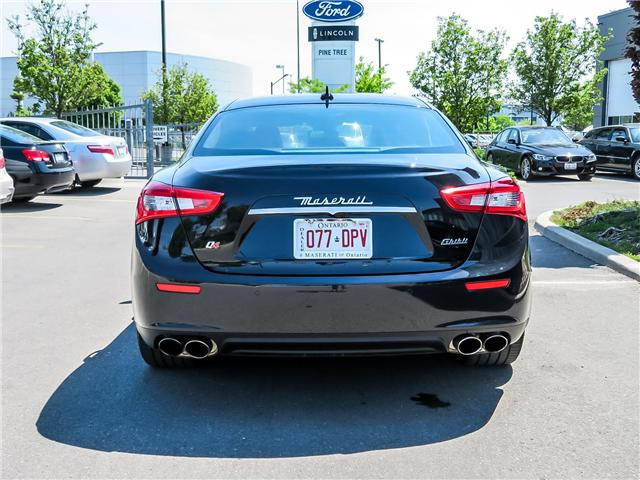 2017 Maserati Ghibli S Q4 (Stk: 1494MASERV) in Vaughan - Image 6 of 29