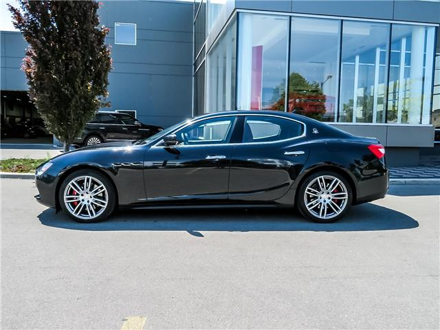 2017 Maserati Ghibli S Q4 (Stk: 1494MASERV) in Vaughan - Image 8 of 29