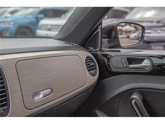 2018 Volkswagen Beetle 2.0 TSI Coast (Stk: JB517123) in Vancouver - Image 25 of 26
