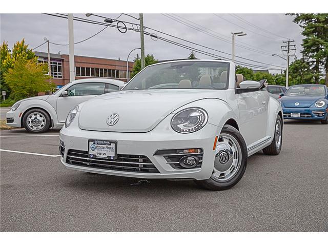 2018 Volkswagen Beetle 2.0 TSI Coast (Stk: JB517519) in Vancouver - Image 3 of 30