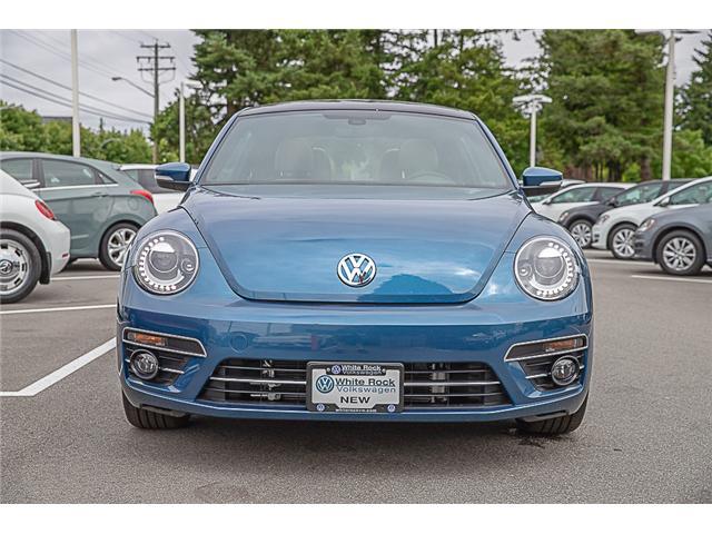 2018 Volkswagen Beetle 2.0 TSI Coast (Stk: JB728897) in Vancouver - Image 2 of 23