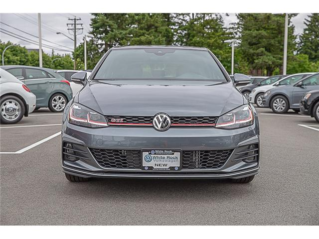 2019 Volkswagen Golf GTI 5-Door Autobahn (Stk: KG004956) in Vancouver - Image 2 of 27