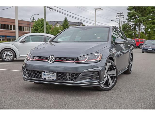 2019 Volkswagen Golf GTI 5-Door Autobahn (Stk: KG004956) in Vancouver - Image 3 of 27