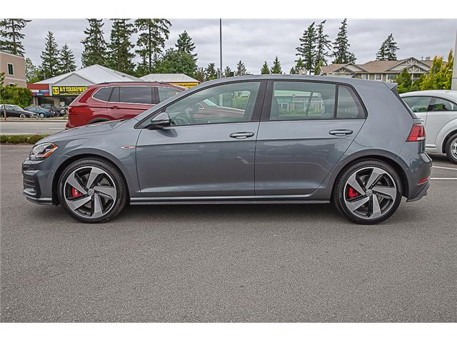 2019 Volkswagen Golf GTI 5-Door Autobahn (Stk: KG004956) in Vancouver - Image 4 of 27